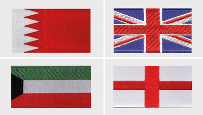 FLAG-PATCHES